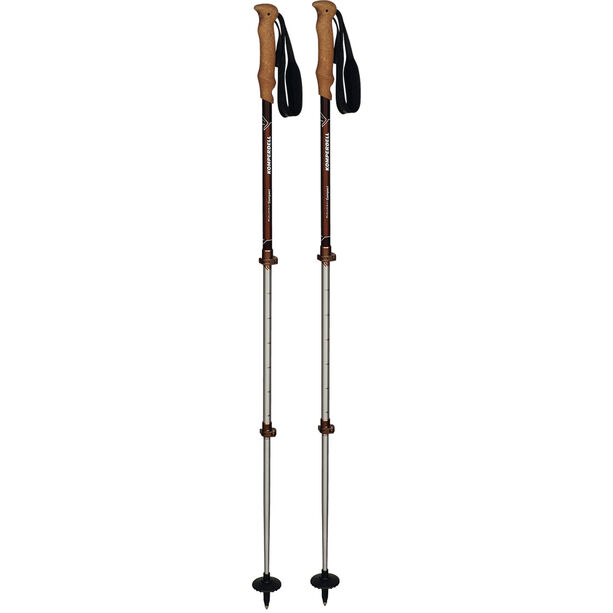 Komperdell Ridgehiker Cork Powerlock Compact Poles