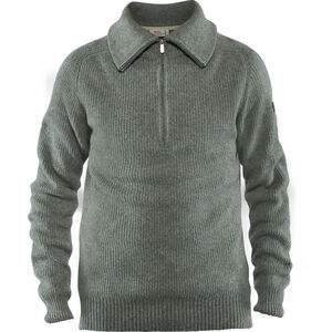 Fjällräven Greenland Re-Wool Sweater Herren thunder grey thunder grey