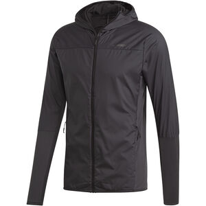 adidas TERREX Skyclimb Fleece Jacket Herren carbon carbon
