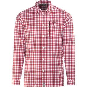 Meru Bossost Functional LS Shirt Herren cherry cherry