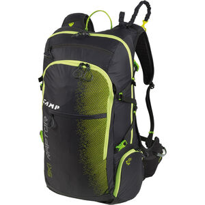 Camp Ski Raptor Backpack black/green black/green