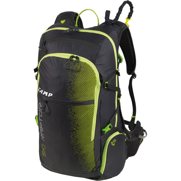 Camp Ski Raptor Backpack black/green