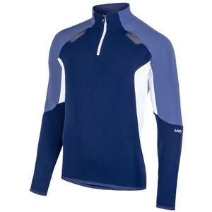 UYN Move Zip Up Jacket Herren deep blue/indigo/off white deep blue/indigo/off white