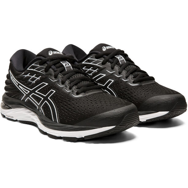 asics Gel-Cumulus 21 Schuhe Damen black/white