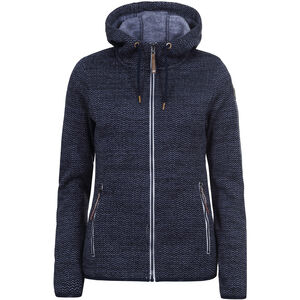 Icepeak Arley Midlayer Jacke Damen dark blue dark blue