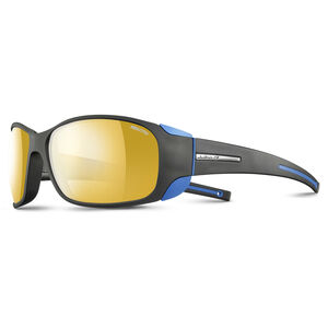 Julbo Montebianco Reactiv Performance Sonnenbrille black/blue black/blue