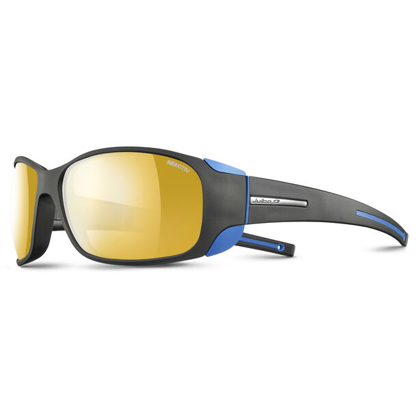 Julbo Montebianco Reactiv Performance Sonnenbrille black/blue