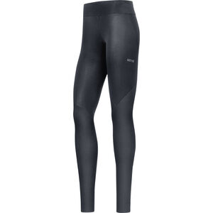 GORE WEAR R3 Partial Gore Windstopper Tights Damen black black