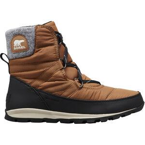 Sorel Whitney Short Lace Boots Damen felt/elk felt/elk