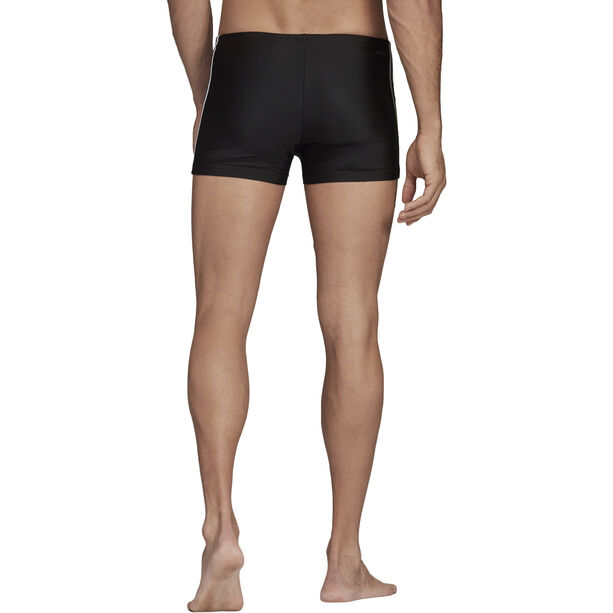 adidas Fit 3-Stripes Boxers Herren black/white