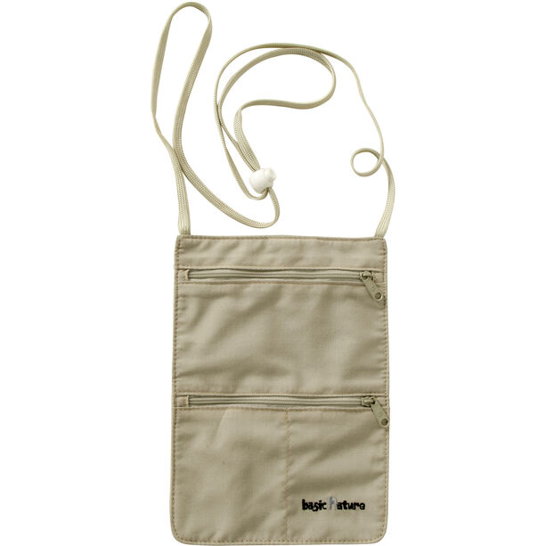 Basic Nature Undercover Brustbeutel Polycotton