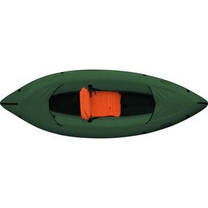 nortik Family-Raft Boat dunkelgrün/schwarz dunkelgrün/schwarz