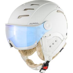 Alpina Jump 2.0 VM Ski Helmet white-prosecco matt white-prosecco matt