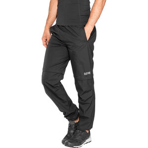 GORE WEAR R3 Gore Windstopper Zip-Off Hose Herren black black