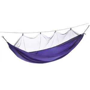 CAMPZ Moskitonetz-Hängematte Nylon Ultraleicht violett violett