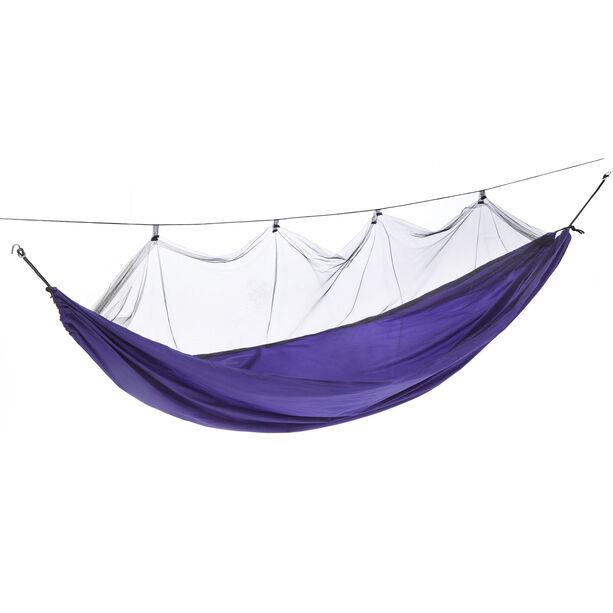 CAMPZ Moskitonetz-Hängematte Nylon Ultraleicht violett