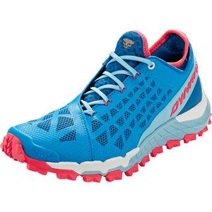 Dynafit Trailbreaker EVO Shoes Damen mykonos blue/fluo pink mykonos blue/fluo pink