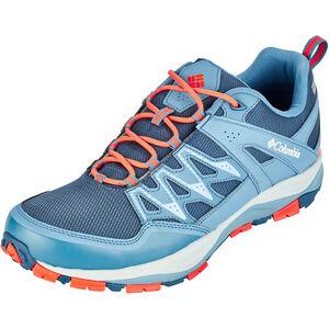 Columbia Wayfinder Outdry Shoes Herren zinc/red quartz zinc/red quartz