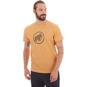 Mammut Trovat T-Shirt Herren golden golden