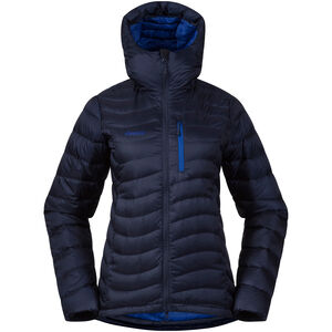 Bergans Cecilie Leichte Daunenjacke Damen navy/ink blue navy/ink blue