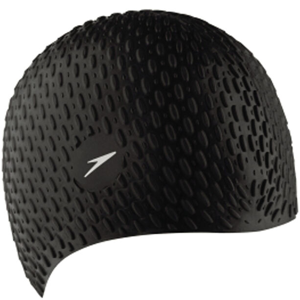 speedo Bubble Cap black