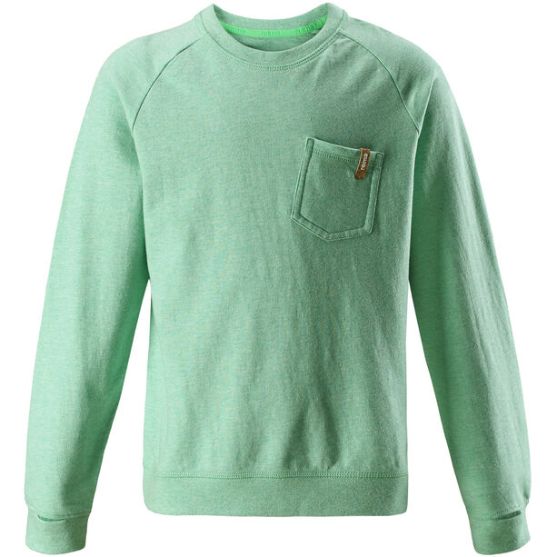 Reima Cove Pullover Jungs pastel green