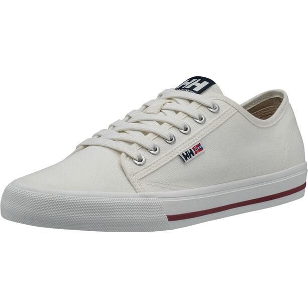 Helly Hansen Fjord Canvas V2 Shoes Herren off white/navy/plum