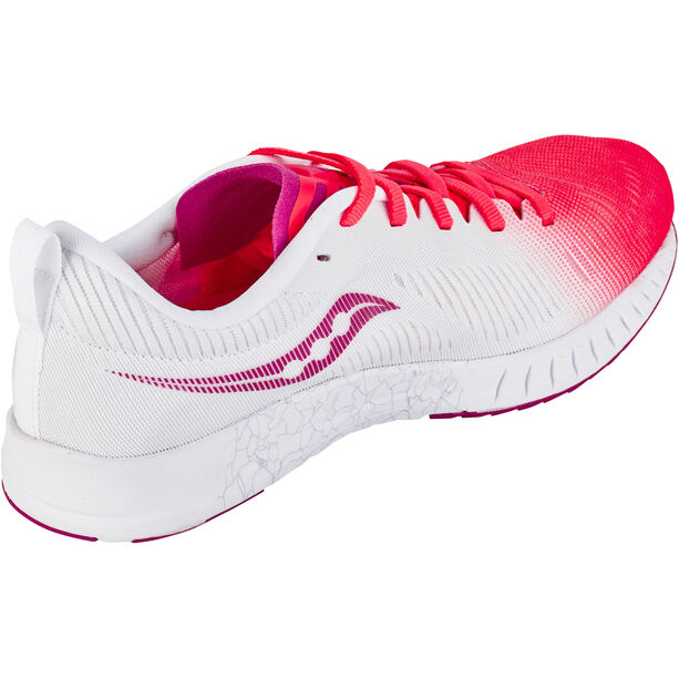 saucony Fastwitch 9 Shoes Damen vizired white