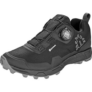 Icebug Rover RB9X GTX Shoes Damen black/slate gray black/slate gray