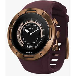 Suunto 5 GPS Sport Uhr burgundy/copper burgundy/copper