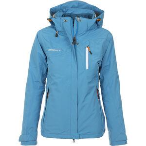 axant Mount Bryce Jacke 3in1 Damen swedish blue swedish blue