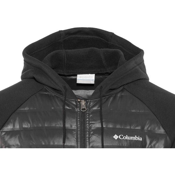 Columbia Northern Comfor Hoodie Herren black