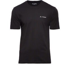 VAUDE Brand Kurzarmshirt Herren black black