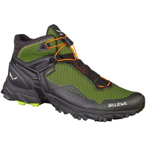 SALEWA Ultra Flex Mid GTX Hiking Shoes Herren cactus/fluo orange cactus/fluo orange