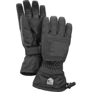 Hestra CZone Powder 5-Finger Handschuhe Damen black/black black/black