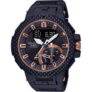 CASIO PRO TREK PRW-7000X-1ER Watch Men black black