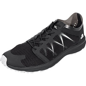 The North Face Litewave Flow Lace Shoes Damen tnf black/tnf white tnf black/tnf white