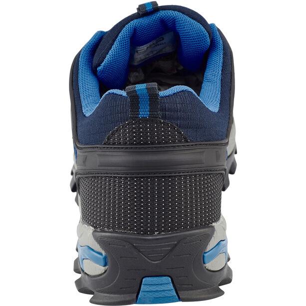 CMP Campagnolo Rigel WP Low-Cut Trekkingschuhe Herren black blue