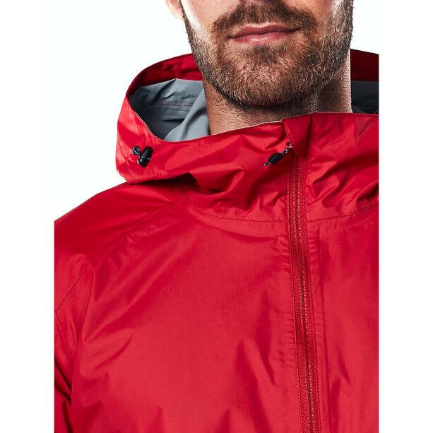 Berghaus Deluge Light Shell Jacket Herren volcano
