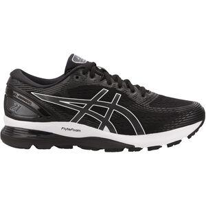 asics Gel-Nimbus 21 Shoes Herren black/dark grey black/dark grey