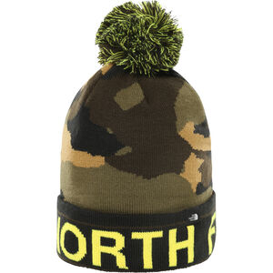 The North Face Ski Tuke Hut Kinder british khaki waxed camo print british khaki waxed camo print