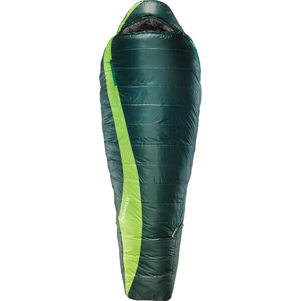 Therm-a-Rest Centari Sleeping Bag Long green nebula