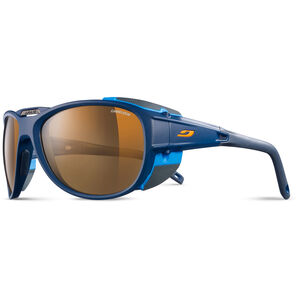 Julbo Exp*** 2.0 Cameleon Sunglasses dark blue/blue-brown dark blue/blue-brown