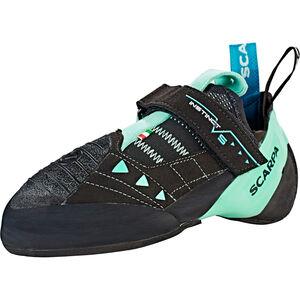Scarpa Instinct VS Climbing Shoes Damen black/aqua black/aqua