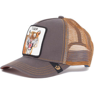 Goorin Bros. Eye Of The Tiger Trucker Cap brown brown