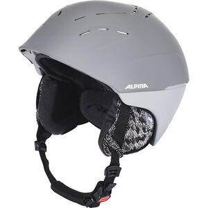 Alpina Spice Ski Helmet grey matt grey matt