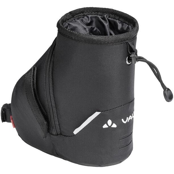 VAUDE Tool Drink Satteltasche mit Flaschenhalter black