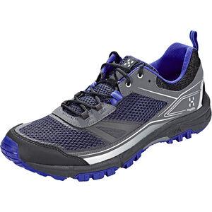 Haglöfs Gram Trail Schuhe Herren magnetite/cobalt blue magnetite/cobalt blue