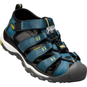 Keen Newport Neo H2 Sandals Kinder legion blue/moss legion blue/moss