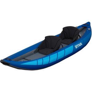 NRS STAR Raven II Inflatable Kayak 12